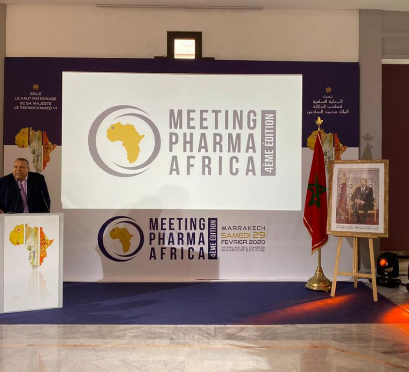 4ÈME ÉDITION DU MEETING PHARMA AFRICA