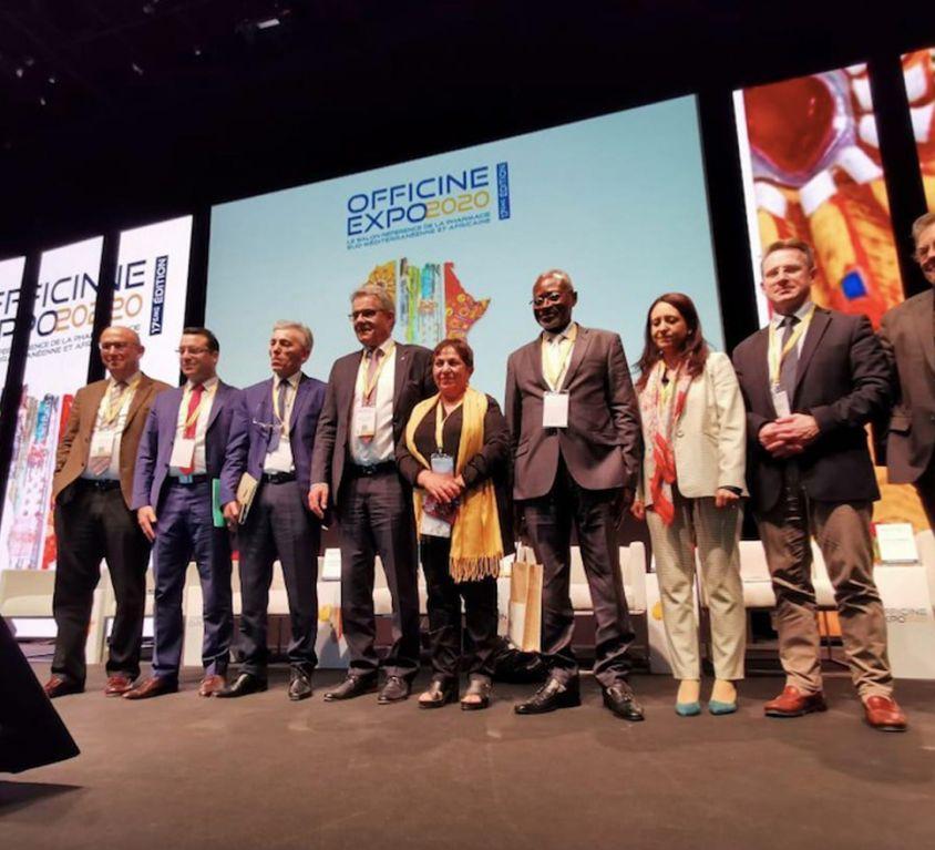 17ÈME ÉDITION DU SALON OFFICINE EXPO 2020